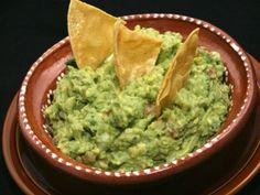 Recette guacamole mexicain, véritable et authentique