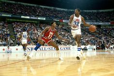 Magic Johnson - NBA all star