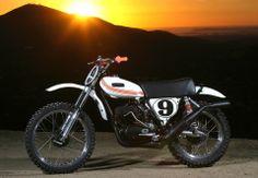 1975 - Ossa Phantom 250 - Vintage Dirt Bikes
