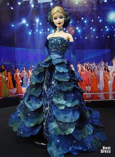 Ninimomo's Barbie. Россия. 2009/2010