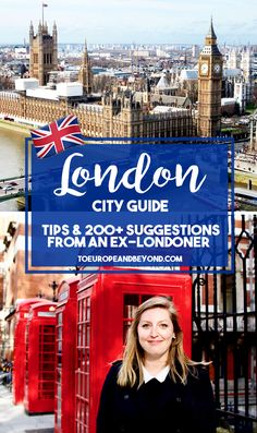 In this London travel guide, you'll find tonnes of info to help you with your itinerary. I've put together a balanced mix of tourist hotspots and personal favourites, from quaint streets to beloved eateries and secretly scenic lookouts that will have you post to Instagram faster than you can say fish & chips. #London #travel