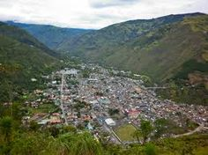 Banos, Ecuador where my home away from home is and cant wait to go back !!!!!!!