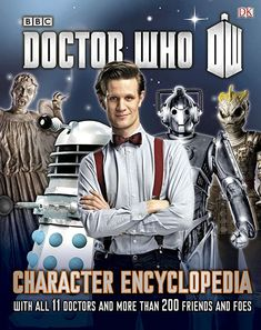 [PDF] BOOKS Doctor Who Character Encyclopedia books to read books Doctor Who Books, Doctor Who Gifts, Bbc Doctor Who, 11th Doctor, Good Doctor, Albania, Good Books, My Books, Reading Books