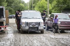 Cole Hofstra captures the Calgary Flood cleanup - yup they really do have cowboys there :)