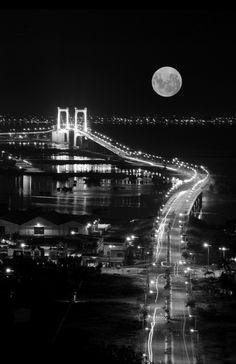 Night time San Francisco # golden gate