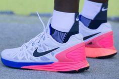 Light. Soft. Comfortable. Run long in the Nike LunarGlide 6.