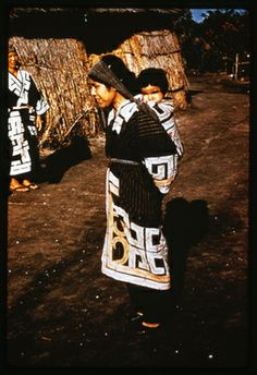 """Bank, T.P., """"Ainu woman carrying child on back, Shiraoi, Japan,"""" AMNH Digital Special Collections.  Babywearing history."""