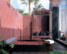 Anantara Bophut Resort & Spa hotel in Koh Samui, Thailand Small Luxury Hotels, Luxury Spa, Luxury Villa, Koh Samui Thailand, Phuket, Thailand Honeymoon, Honeymoon Inspiration, Outdoor Baths, Spa Treatments