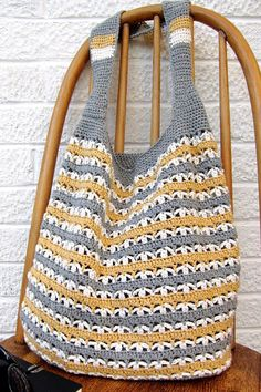 Pinteresting Projects: Cool crochet bags