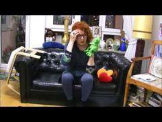 AninaToskani & Frosch 3  über das Couchsurfen