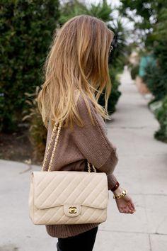 CHANEL 2.55 BAG #fashion #style
