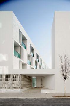Sergi Serrat, Adrià Goula · 85 Sheltered Housing Units for Senior and Public Facilities. Barcelona
