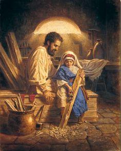 el blog del padre eduardo: san José, esposo de María