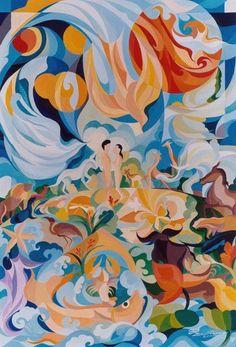 Sawai Chinnawong: Genesis 1, Paradijs