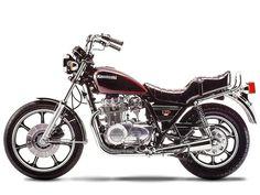 Kawasaki Z440LTD (1981)