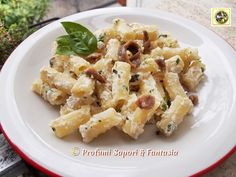 Pasta con ricotta e acciughe ricetta gustosa  Blog Profumi Sapori & Fantasia