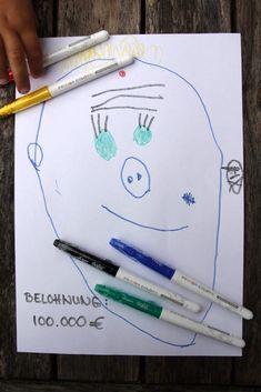 Detektivparty: Deko, Spiele, Rezepte und mehr - Lavendelblog Geheimagenten Party, Special Occasion, Bullet Journal, Photography, Fritz, Color, Acrylics, Prize Draw, Pilots
