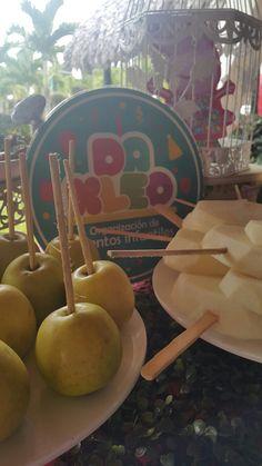 Mesa de Frutas de Peppa Pig
