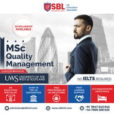 SBL International is the Best Overseas Education Consultant in Calicut. We offers you the Best Study in UK programs for International Students all over the world. We assist the students in their Study Abroad dreams along with delivering quality. Overseas Education, Ielts, Study Abroad, Scotland, University, Management, Student, Community College, Colleges