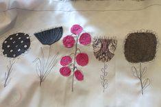 About Dawn Ireland Textile Artist.