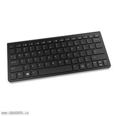 HP Slim Bluetooth Keyboard H4Q44AA-  Ordered for our HP ElitePad Tablet.