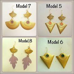 my new designe earrings