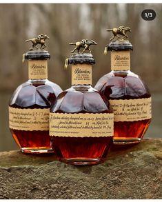 Blanton's Bourbon, Bourbon Barrel, Alcoholic Drinks, Beverages, Good Whiskey, Cigars, Whisky, Gin, Whiskey Bottle