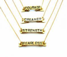 Mantra Necklace Bundle
