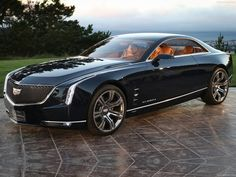 The new luxury Cadillac