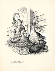 You might not know his name, but you've likely seen his art. Brunswick library shows the work of Garth Williams. Garth Williams, Web Tattoo, Charlottes Web, Thing 1, Children's Picture Books, Chapter Books, Children's Literature, Vintage Children, Illustration Art