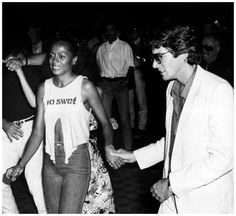 Diana Ross & Richard Gere 1979