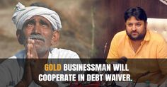 Gold Businessman will cooperate in debt waiver http://mohitkambojbjp.blogspot.in/2017/07/gold-businessman-mohit-kamboj-will-cooperate-in-debt-waiver.html