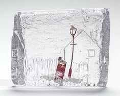 Стеклянные скульптуры Jenny Ayrton \ Art