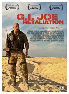 G.I. Joe - the new independent movie sensation assigned at Sundance and Locarno film festival ;-)