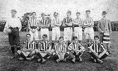 Montevideo Wanderers F.C. Campeón Uruguayo 1905