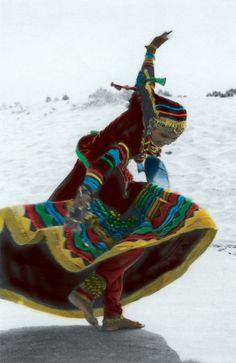 Kalbeliya Dancer (Rajasthan)