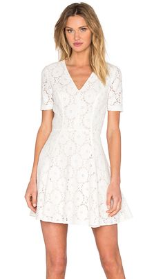 Shop for 1. STATE Lace Flare Dress in Cloud at REVOLVE. Free 2-3 day shipping and returns, 30 day price match guarantee.