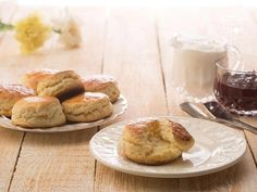 SCONES RECIPE - STEP 1