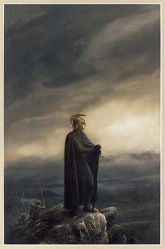 And now, the story of J.R.R. Tolkien's 'The Silmarillion,' told entirely in pictures. - Imgur