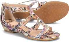 Am I a dork for wanting these Sofft brand Brilynn sandals? They're actually making cuter stuff now!