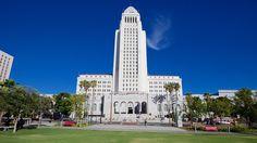 Картинки по запросу Los Angeles City hall
