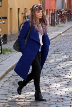 Soaked in Luxury coat