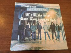 Stephen Stills   Manassas  Record Vinyl by BasilbeckyVintage on Etsy