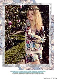 """Red Magazine May 2014, Jennifer """"JP"""" Pugh by Hilary Walsh"""