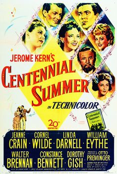 completely forgotten movie musical with a terrific Jerome Kern score