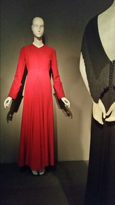 Licensed copy of a Madame Gres, circa 1937, at FAKING IT: ORIGINALS, COPIES, AND COUNTERFEITS @ The Museum at FIT