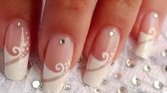 acrylic nail designs instagram - Google Search