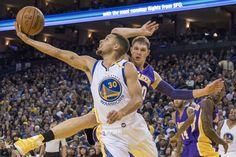 Warriors se vingam dos Lakers e cravam nona vitória consecutiva #sportv