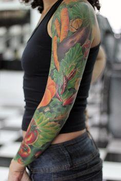 The True Vegan Tattoo Reason Why I Love Tattoos When You Love
