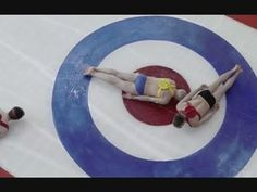 Toughest sport on ice: extreme curling  Bic commercial from 2011. #curling #video